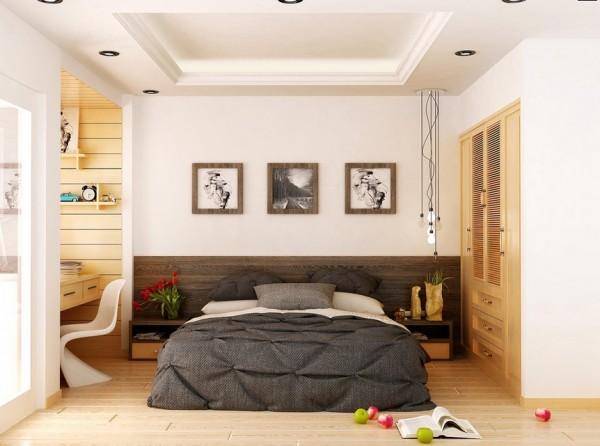 4 thiết kế phòng ngủ hiện đại đáng để mơ ước 6