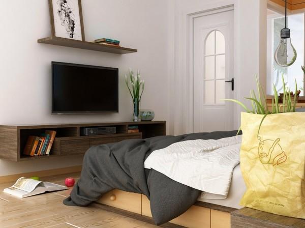 4 thiết kế phòng ngủ hiện đại đáng để mơ ước 7