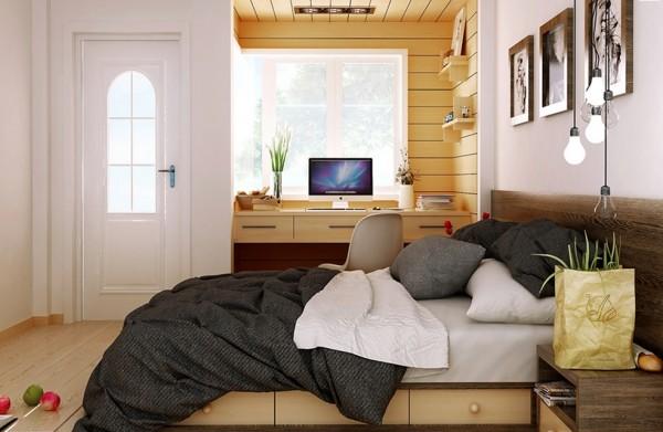 4 thiết kế phòng ngủ hiện đại đáng để mơ ước 9