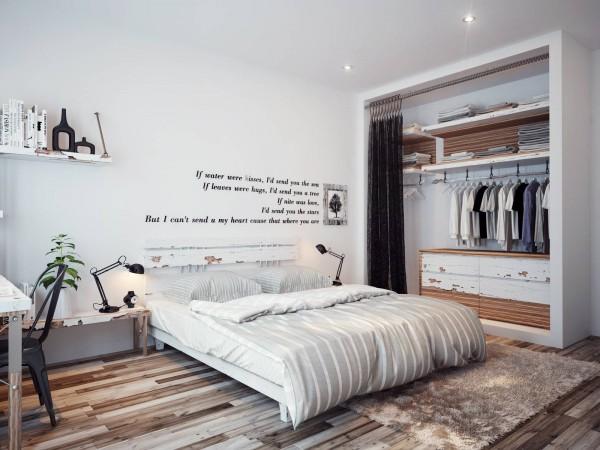 4 thiết kế phòng ngủ hiện đại đáng để mơ ước 2