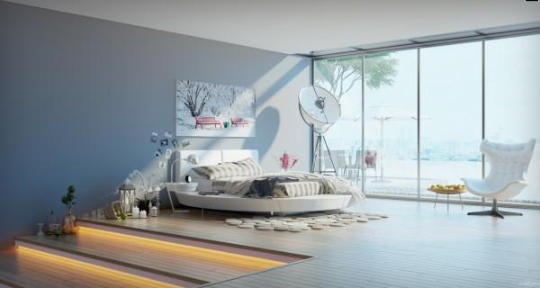 4 thiết kế phòng ngủ hiện đại đáng để mơ ước 12