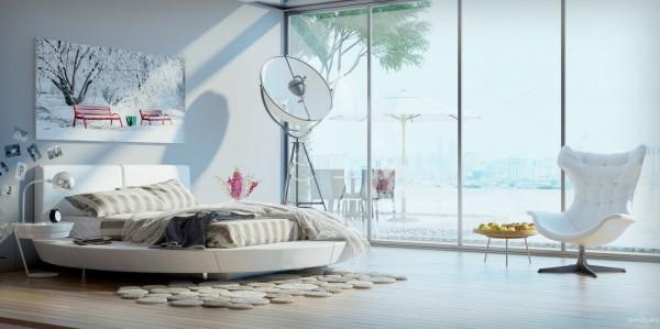 4 thiết kế phòng ngủ hiện đại đáng để mơ ước 14