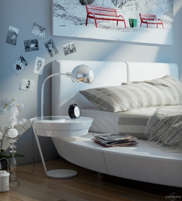 4 thiết kế phòng ngủ hiện đại đáng để mơ ước 13
