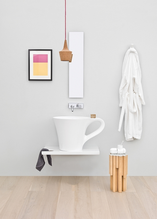 3 gợi ý chọn nội thất chuẩn và đẹp cho phòng tắm nhỏ   6