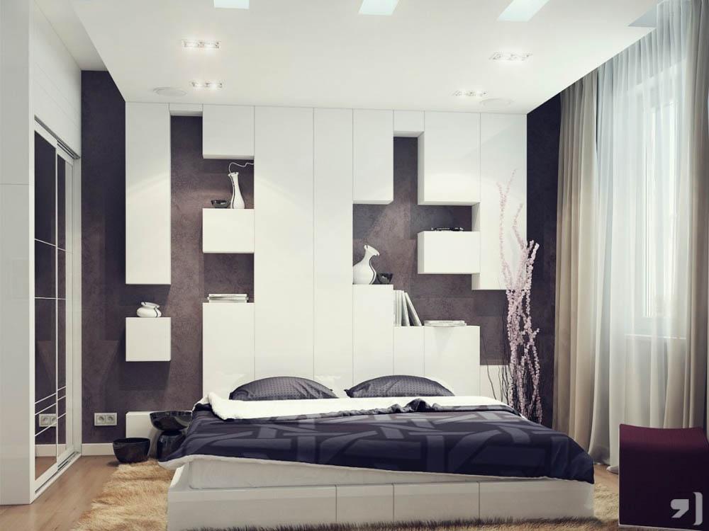 Tư vấn cải tạo cho căn hộ tập thể hình thang 59m² 7