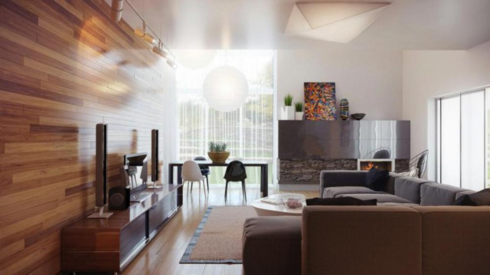 Tư vấn cải tạo để căn hộ 50m² có 2 phòng ngủ 4