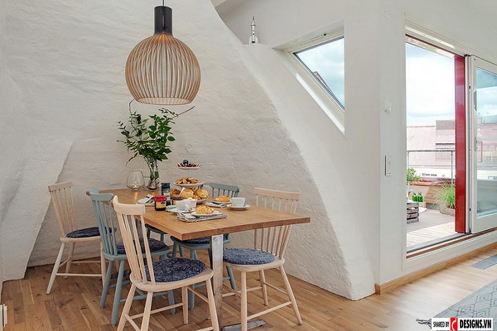 Tư vấn cải tạo để căn hộ 50m² có 2 phòng ngủ 5
