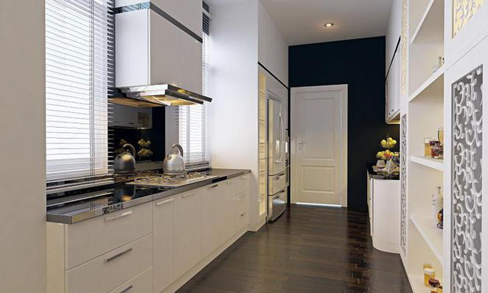 Tư vấn cải tạo để căn hộ 50m² có 2 phòng ngủ 6