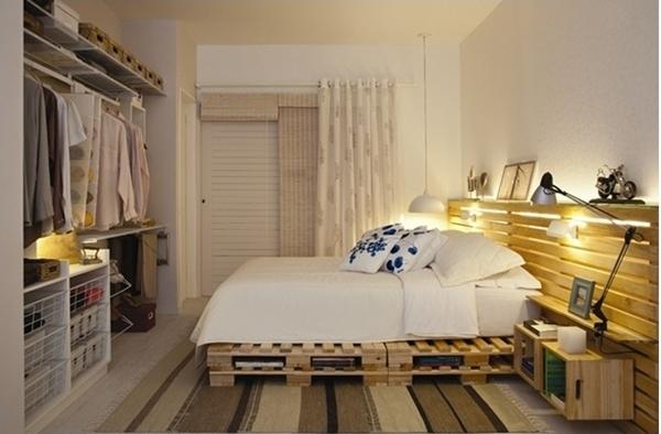 5 thiết kế đầu giường kiêm kệ lưu trữ đẹp và tiện dụng 1