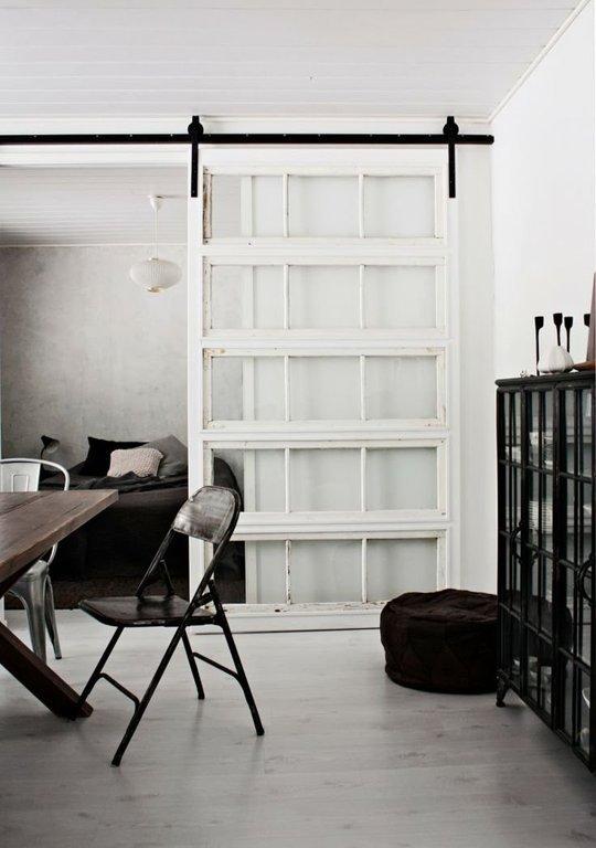Cửa trượt – xu hướng mới của nội thất hiện đại