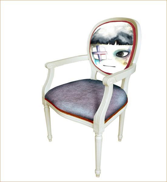 Ghế ngồi độc đáo - Những mẫu ghế khiến bạn thích thú muốn đem về nhà ngay