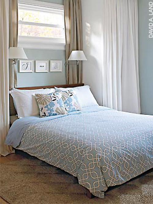 5 bí quyết tạo nên sự thư thái cho phòng ngủ 2