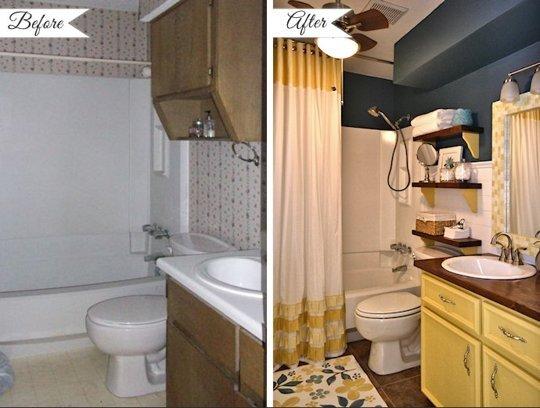Ngắm 7 phòng tắm đẹp ngây ngất sau cải tạo 2