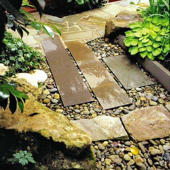 Thiết kế những lối nhỏ vào vườn đầy duyên dáng 5