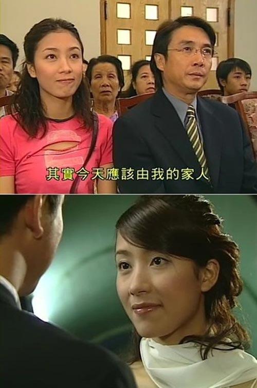 Mũi của Dương Di - Ảnh Hậu TVB 2012 ngày càng... đáng sợ 10