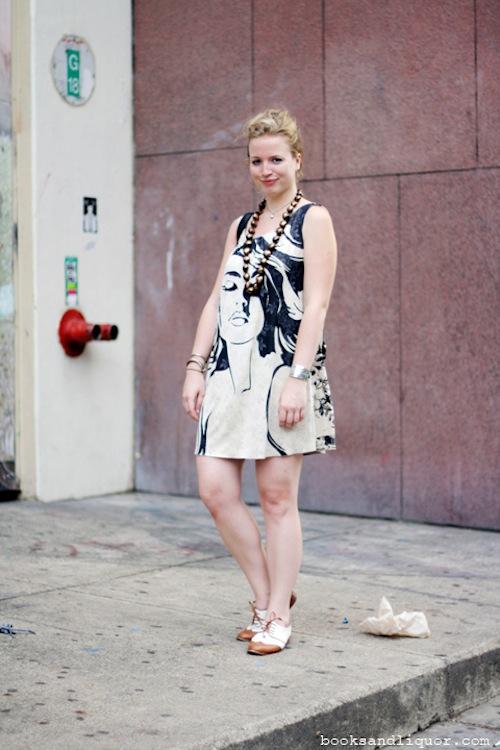 Váy đầm suông - Những kiểu đầm đẹp dành cho người mập