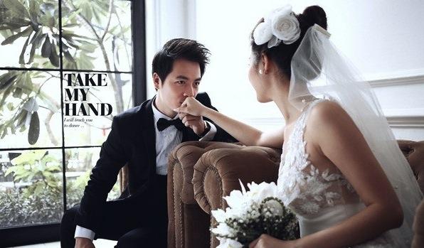 Đăng Khôi tung ca khúc lãng mạn hát tặng vợ trong đám cưới 10