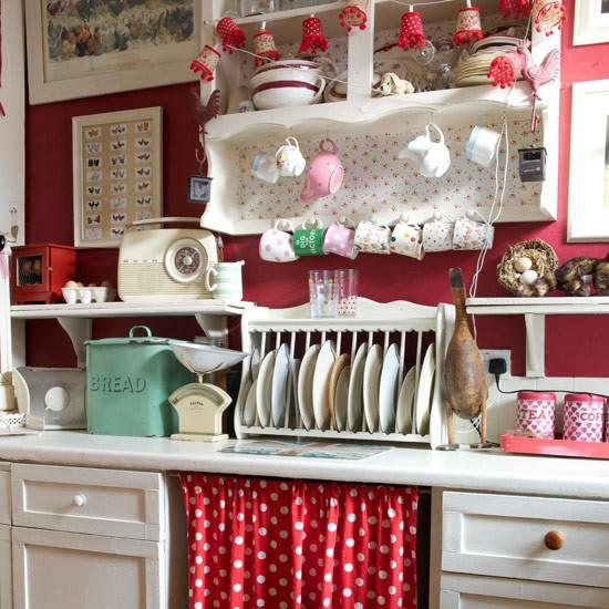 Mẹo trang trí bếp mang phong cách đồng quê gần gũi 1