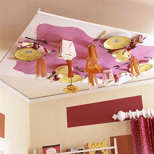 Bài trí phòng cho bé gái cực xinh xắn với màu hồng 5