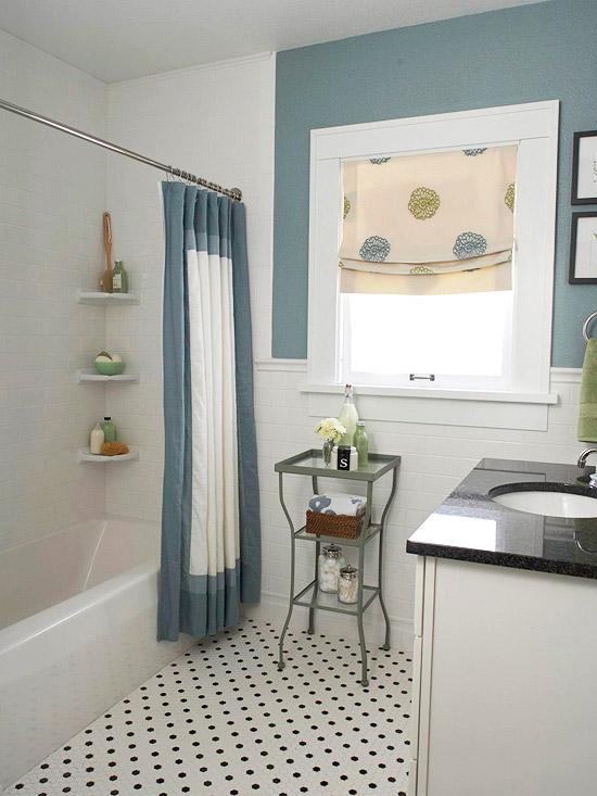Cải tạo 2 phòng tắm xấu xí, lỗi thời trở nên đẹp và hiện đại 3