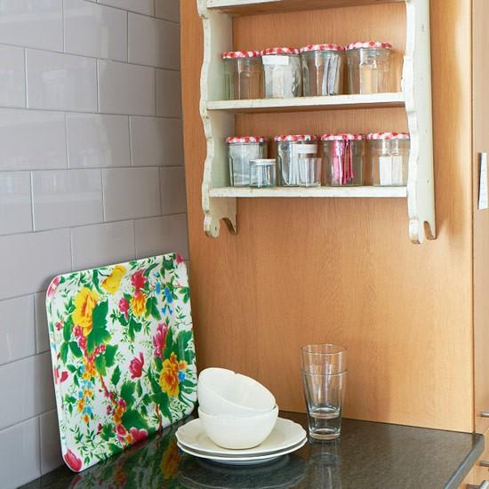 Mẹo trang trí bếp mang phong cách đồng quê gần gũi 3