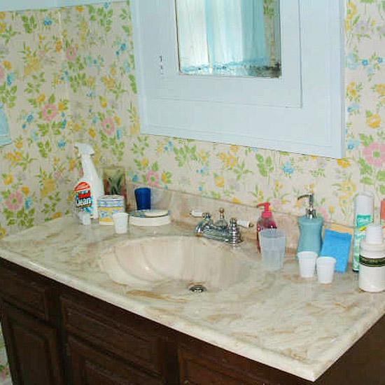 Cải tạo 2 phòng tắm xấu xí, lỗi thời trở nên đẹp và hiện đại 2