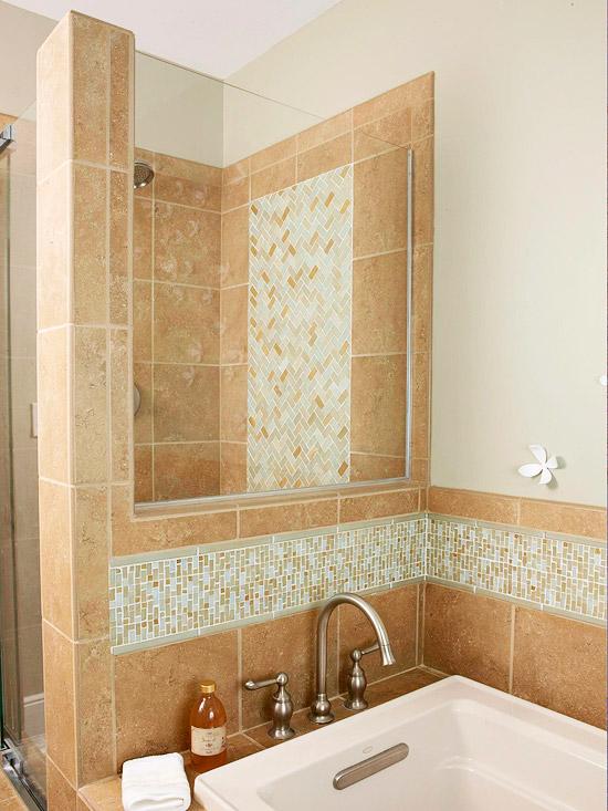 Cải tạo 2 phòng tắm xấu xí, lỗi thời trở nên đẹp và hiện đại 7