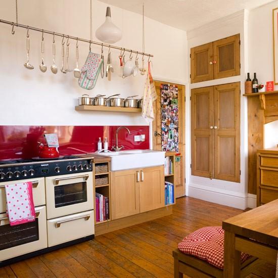 Mẹo trang trí bếp mang phong cách đồng quê gần gũi 6