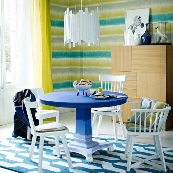 5 ý tưởng lạ mắt để trang trí phòng ăn ấn tượng hơn 2
