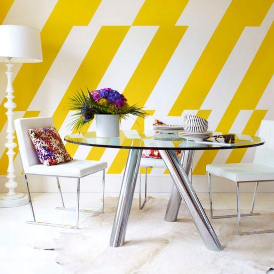 5 ý tưởng lạ mắt để trang trí phòng ăn ấn tượng hơn  1