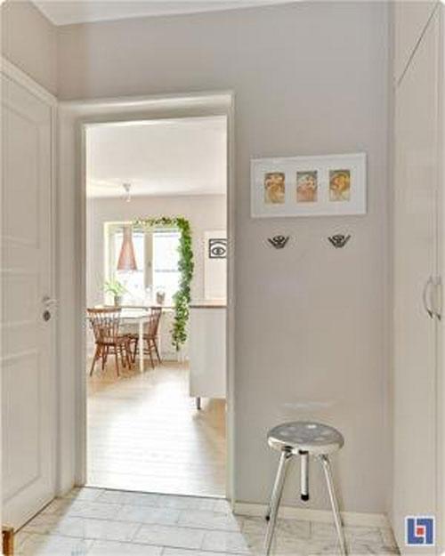 Bài trí nội thất cực chuẩn cho căn hộ 35 mét vuông  3