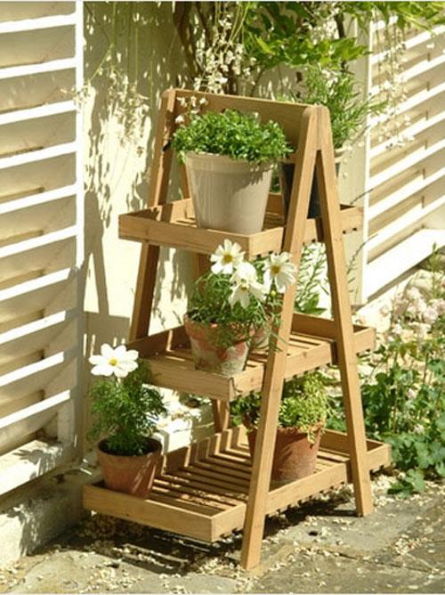 4 ý tưởng trang trí tuyệt vời cho khu vườn nhỏ 3