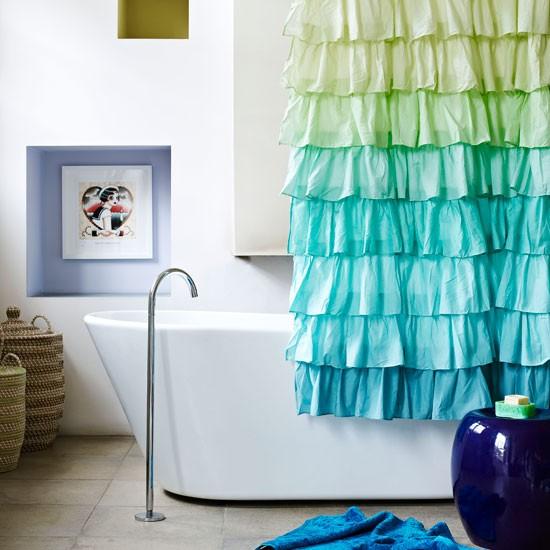 """Phòng tắm """"điệu đà"""" đúng chất spa với giá dưới 1 triệu 1"""