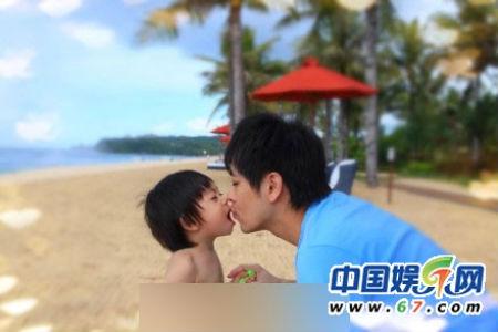 Lâm Chí Dĩnh đăng ảnh con trai thể hiện sự nhớ nhung 4