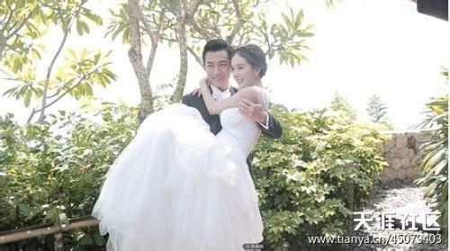 Tiết lộ hậu trường chụp ảnh cưới Dương Mịch – Lưu Khải Uy 1