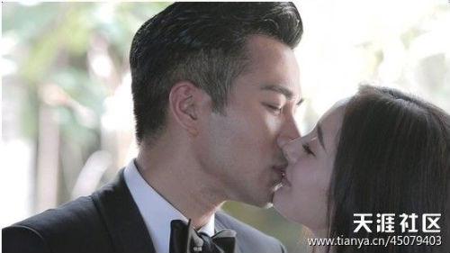 Tiết lộ hậu trường chụp ảnh cưới Dương Mịch – Lưu Khải Uy 4