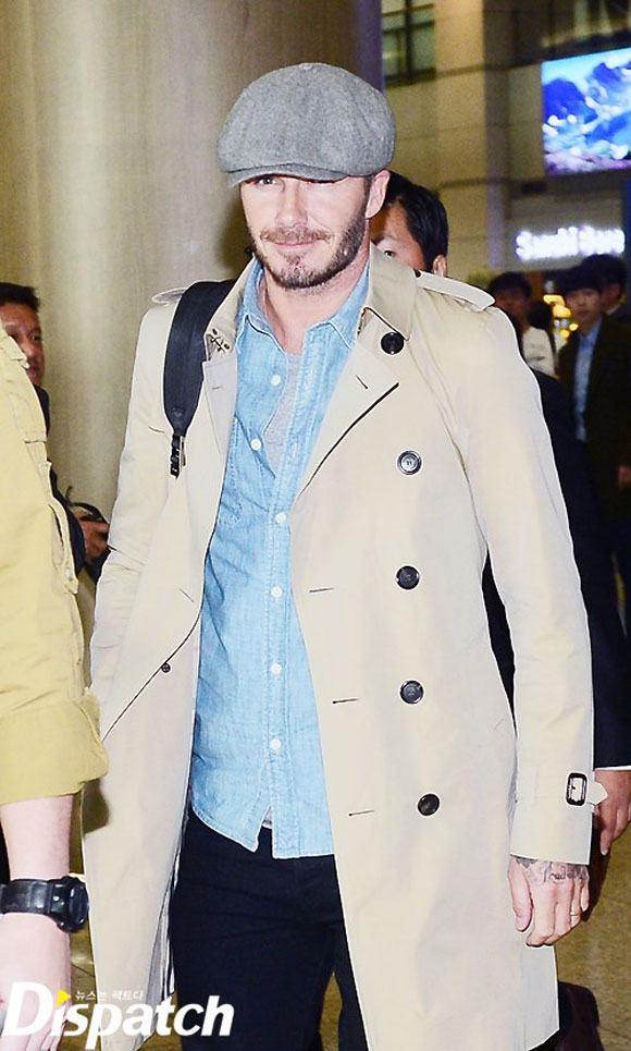 """Những bộ cánh thời trang """"đốn tim"""" phái đẹp của David Beckham  25"""