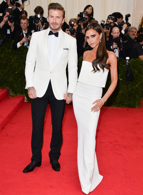 """Những bộ cánh thời trang """"đốn tim"""" phái đẹp của David Beckham  7"""