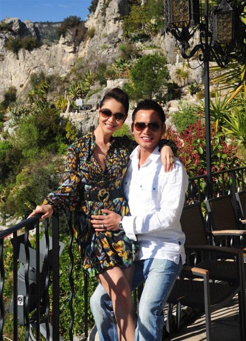 Gia thế nhà chồng mới của Jennifer Phạm 2