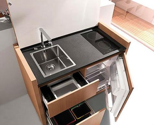 Nội thất đa năng - giải pháp thông minh cho căn hộ nhỏ 9