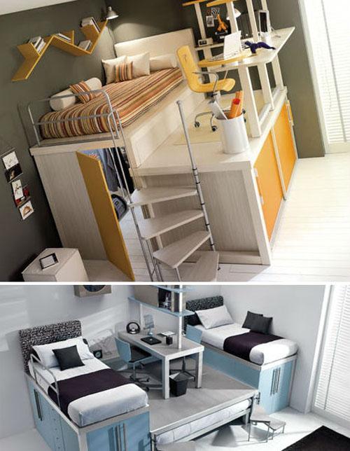 Nội thất đa năng - giải pháp thông minh cho căn hộ nhỏ 3