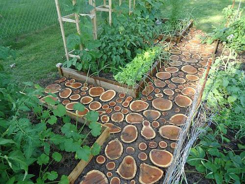 Biến những miếng gỗ nhỏ thành phụ kiện trang trí nhà độc đáo 3