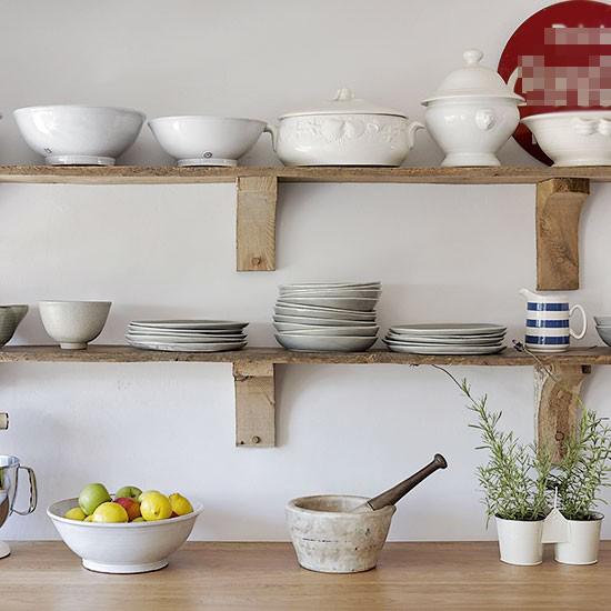 Tạo ấn tượng cho phòng ăn với những chiếc kệ bếp đẹp 4