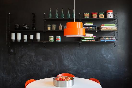 Tạo ấn tượng cho phòng ăn với những chiếc kệ bếp đẹp 5