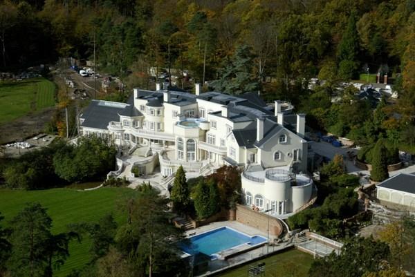 Chiêm ngưỡng những ngôi nhà đắt nhất thế giới 1