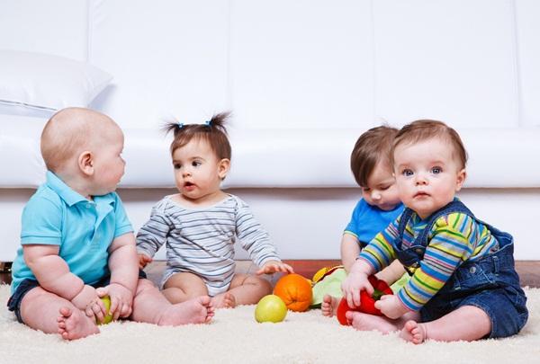 Mốc phát triển của trẻ 3