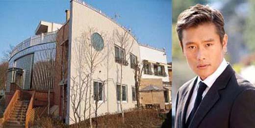"""Ghé thăm """"ngôi nhà cẩm thạch"""" của vợ chồng Lee Byung Hun - Lee Min Jung 2"""