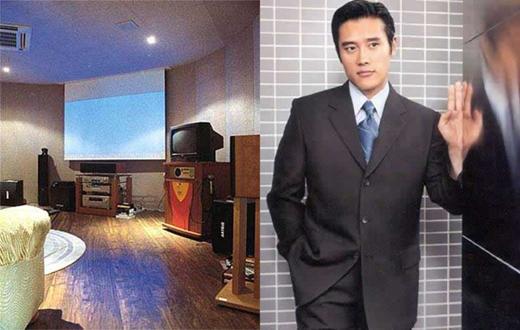 """Ghé thăm """"ngôi nhà cẩm thạch"""" của vợ chồng Lee Byung Hun - Lee Min Jung 8"""