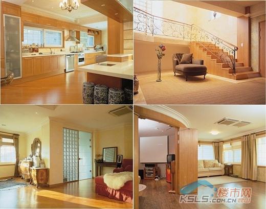 """Ghé thăm """"ngôi nhà cẩm thạch"""" của vợ chồng Lee Byung Hun - Lee Min Jung 4"""