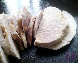 Thịt hấp hạt sen lạ miệng ngon cơm 9